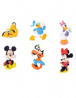 Disney™ Micky Maus™ Kuchendeko 6 Stück bunt