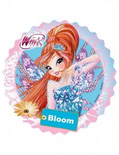 Winx Club™-Tortenaufleger Lizenzartikel Bloom bunt 21cm