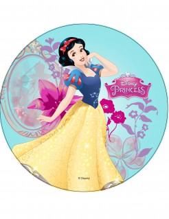 Schneewittchen™-Tortenaufleger Disney-Lizenzprodukt bunt 21cm