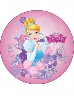 Cinderella™-Tortenaufleger Disney rosa-bunt 21cm