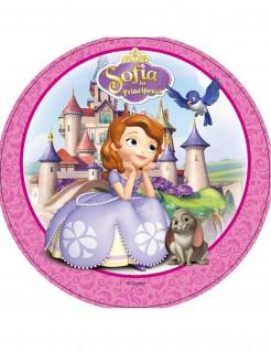 Sofia die Erste™-Kuchenoblate Prinzessin Disney bunt