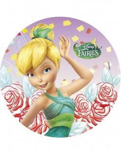 Fairies™-Tortenaufleger Lizenzprodukt Disney Tinkerbell bunt 21cm