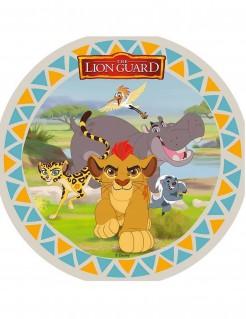 Die Garde der Löwen™-Tortenaufleger Disney Kion bunt