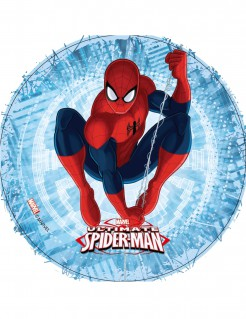 Ultimate Spiderman ™ Zuckerscheibe 21 cm