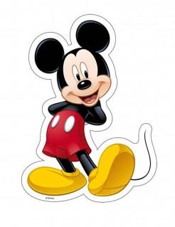 Micky Maus™-Tortenaufleger Kuchendeko Lizenzartikel bunt 18,4x25,7cm