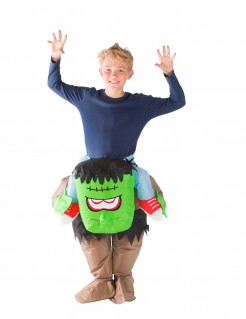 Carry me Monster-Kostuem fuer Kinder bunt