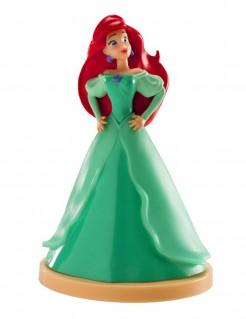 Arielle™-Figur Dekofigur türkis-rot 8cm