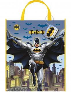 Batman™-Tragetasche Lizenzartikel Fledermaus bunt