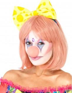 Clown-Schminkset für Damen 8-teilig bunt