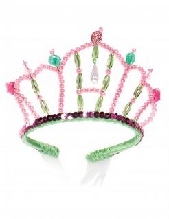 Prinzessinnen-Diadem Krone Meerjungfrau für Erwachsene bunt