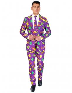 Mr. Karneval-Kostüm für Herren Suitmeister™ bunt
