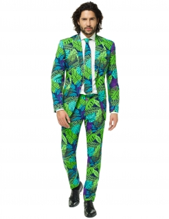 Mr. Juicy Jungle Herrenanzug Opposuits™ bunt