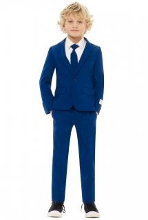 Mr. Blau Kinderanzug von Opposuits™ blau