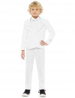 Mr. White-Kinderanzug weiss
