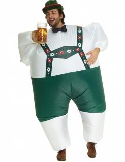 Bayer-Kostüm aufblasbar von Morphsuits™ bunt