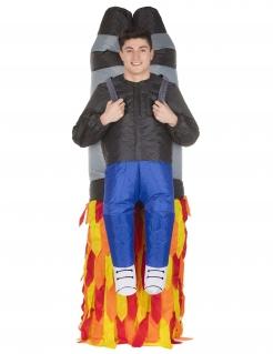 Jetpack-Kostüm von Morphsuits™ bunt