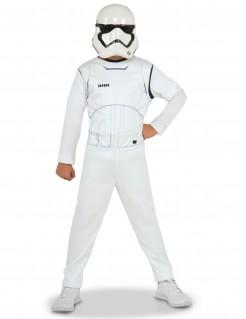 Stormtrooper Star Wars™-Kinderkostüm Lizenzkostüm weiß