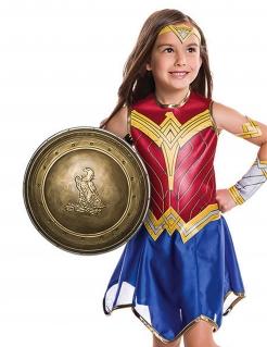 Wonder Woman™-Waffenschild für Kinder gold 30cm