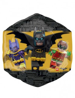 Lego Batman™-Folienballon bunt 55x58cm