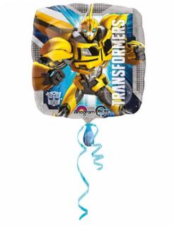 Transformers™-Ballon Bumblebee-Motiv gelb-bunt