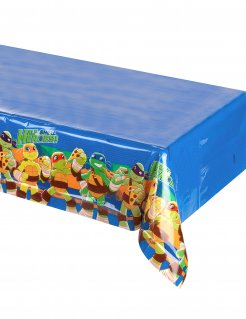 Kunststoff-Tischdecke Teenage Mutant Ninja Turtles™ blau bunt 120x180cm