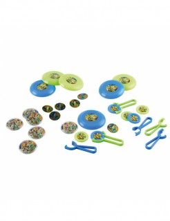 Teenage Mutant Ninja Turtles™ Mitgebsel-Set 24-teilig bunt