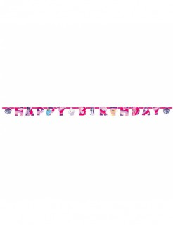 My Little Pony™-Girlande Happy Birthday bunt 200 x 15 cm