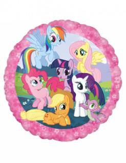My Little Pony™ Ballon Folienballon bunt 43cm