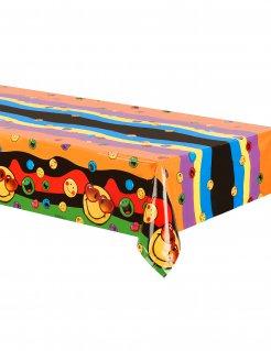 Smiley World™-Tischdecke bunt 120x180cm