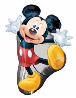 Micky Maus-Luftballon Disney™-Lizenzartikel bunt 55x78cm