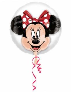 Minnie Maus™ Ballon im Ballon Folienballon bunt 60cm