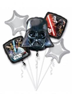 Star Wars™ Folienballons Ballon-Set 5 Stück bunt