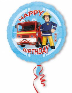 Feuerwehrmann Sam Luftballon