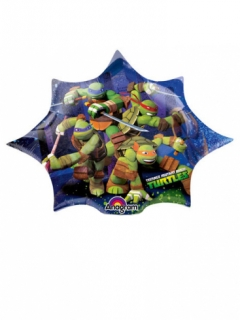 Teenage Mutant Ninja Turtles™ Ballon Stern bunt 27x25cm