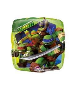 Teenage Mutant Ninja Turtles™ Ballon grün 23cm