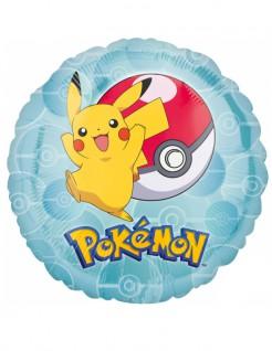 Pokémon™ Ballon blau bunt 43cm