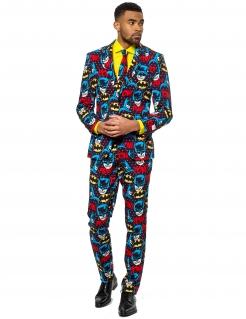 Mr. Batman™-Anzug für Herren Opposuits™ bunt