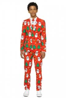 Mr. Holiday Teenageranzug bunt