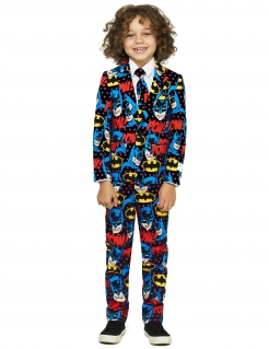 Mr. Batman™-Kostüm für Kinder Opposuits™ bunt