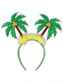 Haarreif Palmen Kostümaccessoire grün