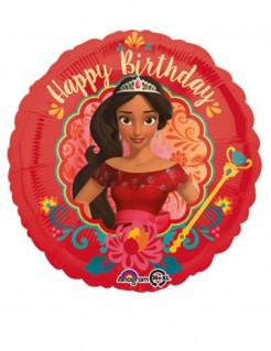 Elena Von Avalor™ Geburtstagsballon Folienballon rot-bunt 43cm