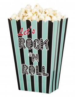 Popcorn-Tüte Rock