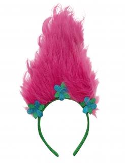 Troll-Haarreifen für Damen Accessoire pink-grün
