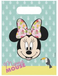 Minnie™ Geschenktüten-Set 6 Stück bunt 23 x 16,5 cm