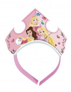 Disney Prinzessinnen™-Tiaras 4 Stück rosa