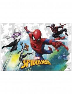Spiderman™-Tischdecke Tischdeko bunt 120x180cm