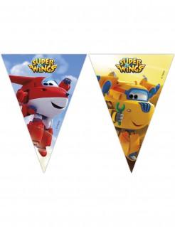 Super Wings™ Wimpelgirlande bunt