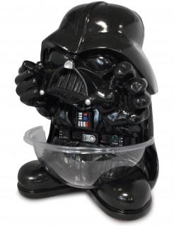 Darth Vader™-Mini-Bonbonhalter Süßigkeitenspender Partydeko schwarz 37,5 cm