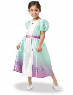 Prinzessin-Nella Lizenzkostüm für Kinder bunt