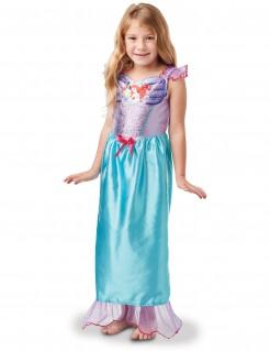 Arielle™-Kostüm für Kinder Karneval violett-blau